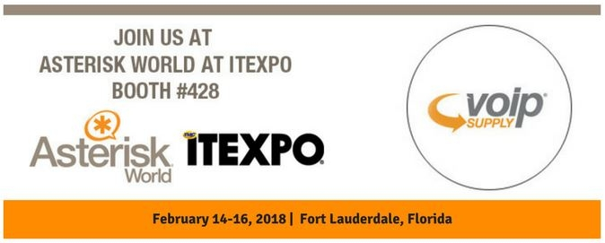 VoIP Supply at ITExpo