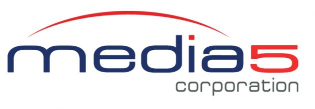 Media5Corporation Logo