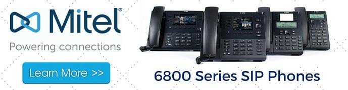 Mitel 6800 Series