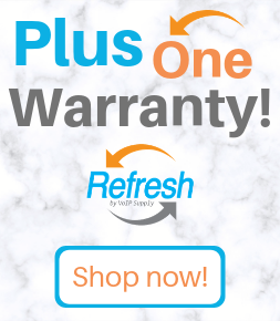 Plus 1 Refresh Warranty