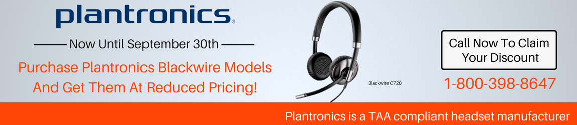 Plantronics Promotion