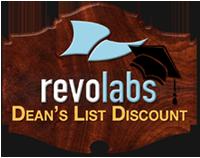 Revolabs Dean's List Educational Discount
