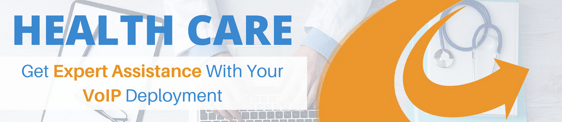 Create a Secure and Innovative VoIP Solution for your Patients and Staff