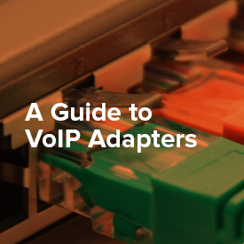 VoIP Adapter Guide