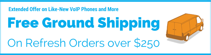 Like New VoIP Free Shipping