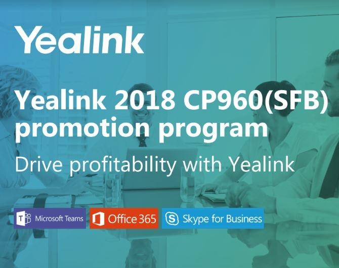 Yealink Promo