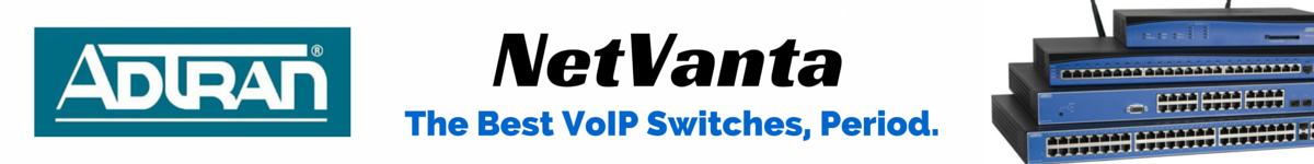 Adtran Netvanta VoIP Switches