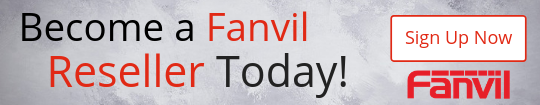 Become A Fanvil Reseller Today!