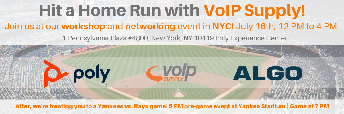 VoIP Supply NYC Roadshow