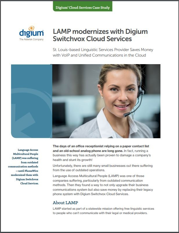 Digium Switchvox Case Study