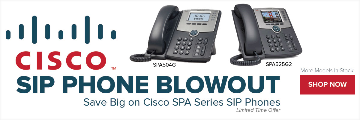 Cisco Year-End Blowout Sale