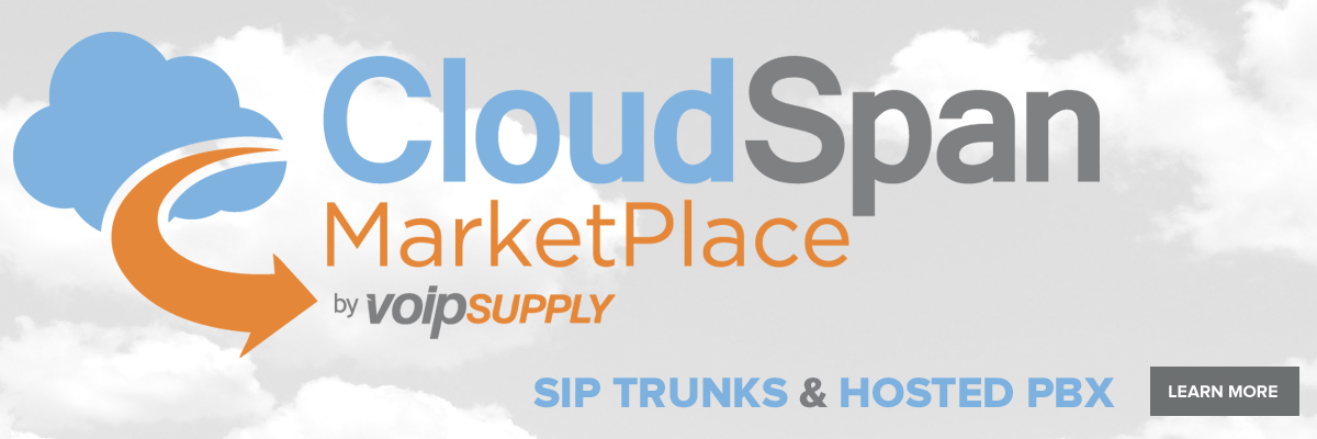 SIP Trunks and Hosted PBX by CloudSpan Marketplace