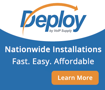 VoIP Installation Services by VoIP Supply Deploy