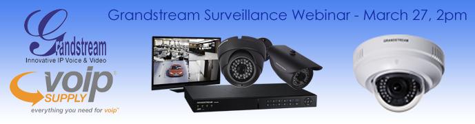 Grandstream IP Surveillance