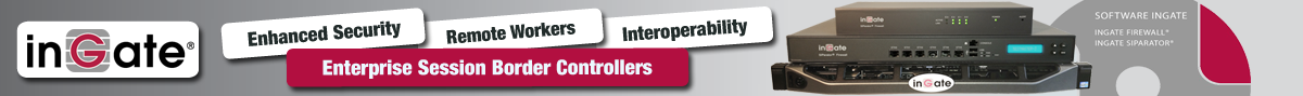 Ingate Enterprise Session Border Controllers
