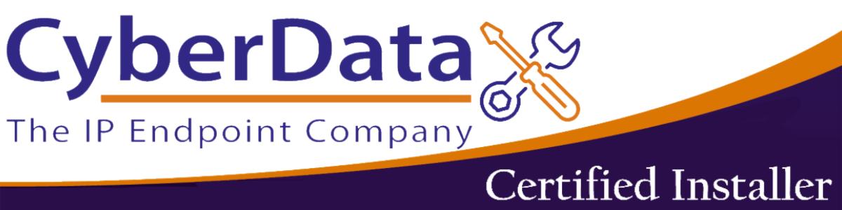 CyberData Badge