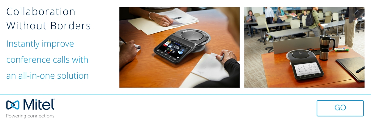 Mitel MiVoice All in One Conference Phone