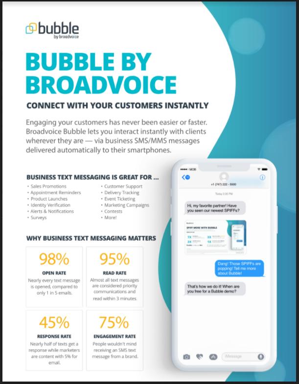 Broadvoice Bubble