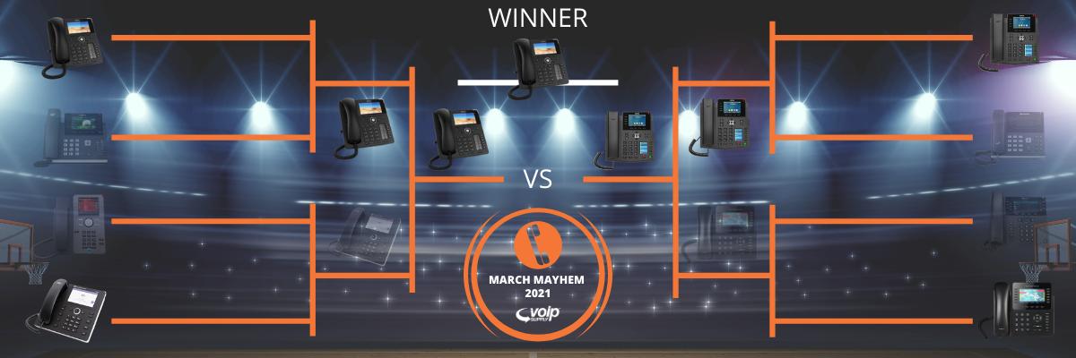 March Mayhem Bracket