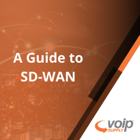 A Guide to SD-WAN