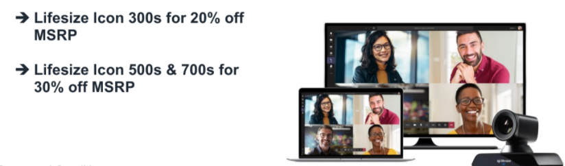 Lifesize connect offer
