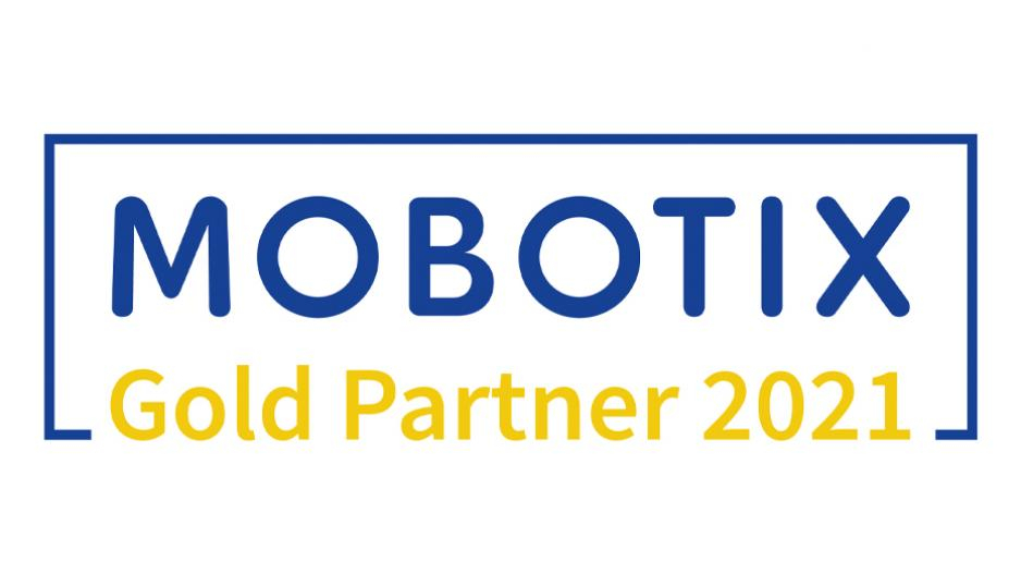 Mobotix Gold Partner logo