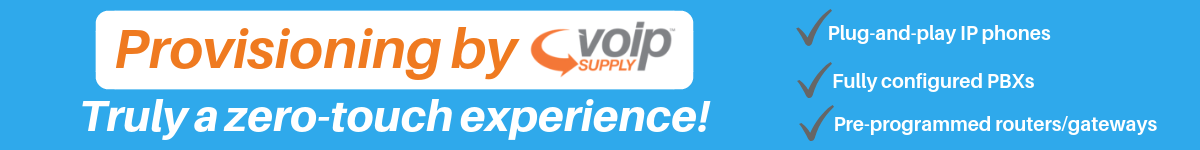 VoIP Provisioning by VoIP Supply