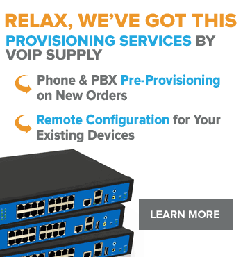 VoIP Provisioning Services by VoIP Supply