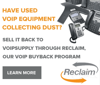 VoIP Equipment Buy-back program