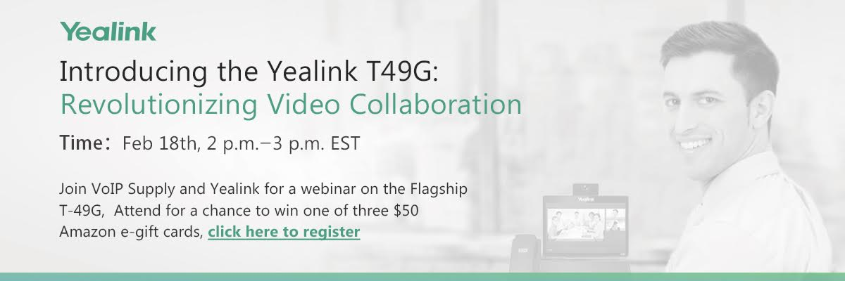 Introducing the Yealink T49-G